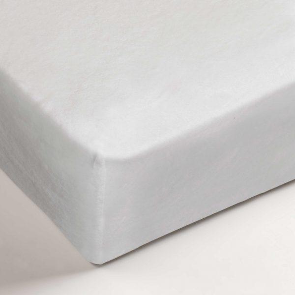BH Molton U SPLIT 140/160x200/220x10 hvid