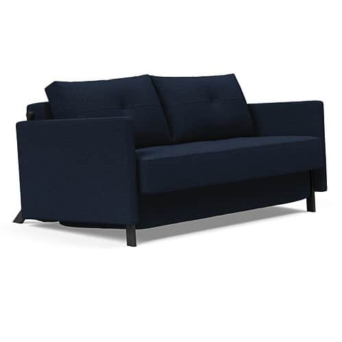 Cubed with ams sovesofa 2 pers Mixed Dance Blue
