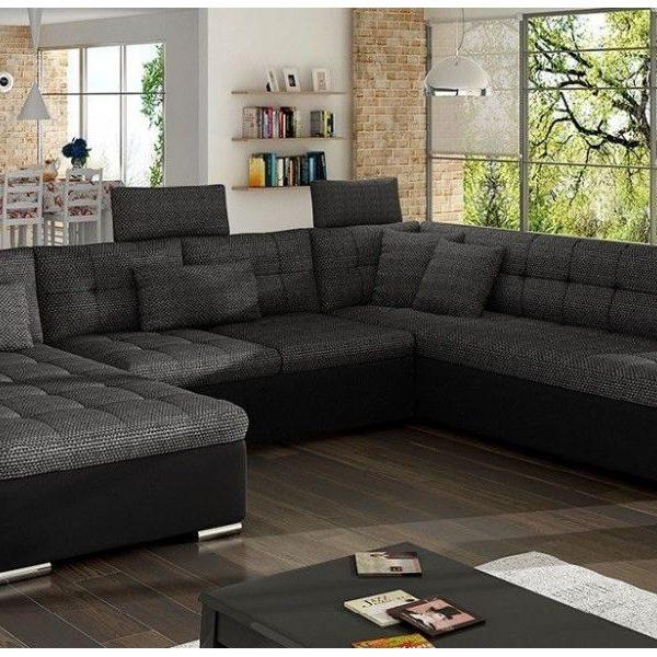 Affi 2 -U Sofa Med Sovefunktion