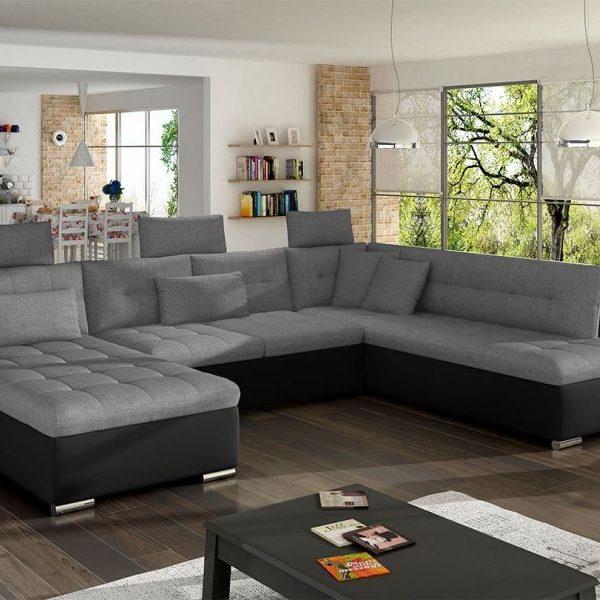 Affi 2 -U Sofa Med Sovefunktion - Soft 011 & Tatum 279